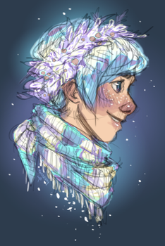 Winter by BlueberryChill