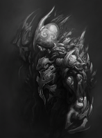 chaos by malev01ence