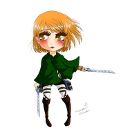 Petra Ral by MissElysium