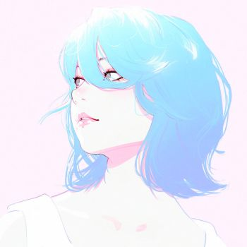 chill by Kuvshinov-Ilya
