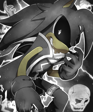 COM - Abyss the Obsidian by Baitong9194