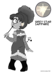 Grey Star Sapphire Adopt (OPEN) by BossSwagMaster