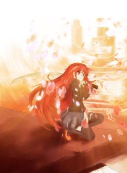 Shakugan no Shana by MindInChaos