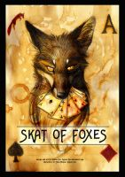 Skat of Foxes Card game by Culpeo-Fox