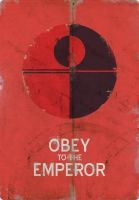 Obey to the Emperor by cunaka