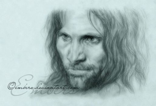 Aragorn by Embers