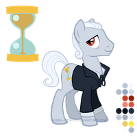 Reference Sheet: First Doctor by LissyStrata