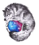 .:PW:..:Little Wolf of the Galaxy:. by I-WhiteLightning-I