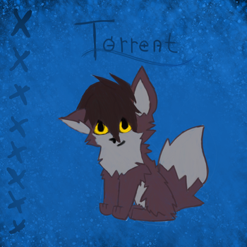 Torrent, for Rellic on FH by MintRaisins