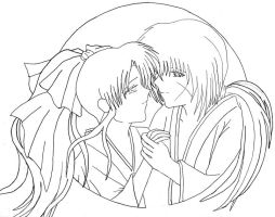 kenshin coloring pages | Rurouni Kenshin Coloring Pages - Learny Kids