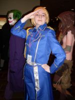 FMA: Riza Hawkeye by chippy-lightgaia