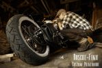The Fink, and a Bobber. by Hepcat-Pinstriping