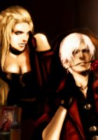Devil May Cry Office by HopeLope