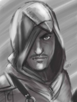 Altair Ibn La Ahad by FeRV