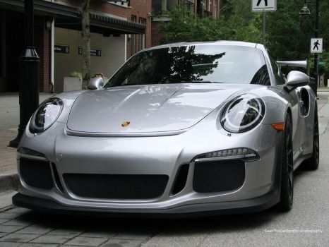 GT3 RS by SeanTheCarSpotter