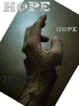lost hope... by indrajohan1384
