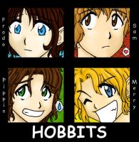 Hobbitses by blue-fire