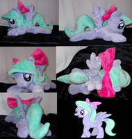 MLP Flitter Custom Lying Beanie by Tazimo