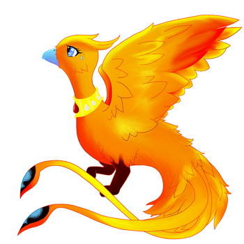 Phoenix Bahkeh DTA Event! -CLOSED!- by CuteCraftCreations