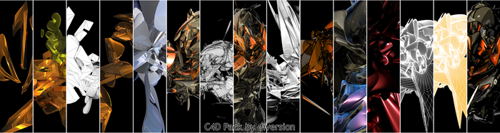 C4D package by diversion by Drugi