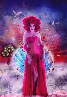 Aphrodite-Goddess of Love and Beauty by Renata-s-art