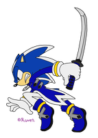 Sky the Hedgehog by Skythehedgehog47