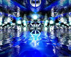 Boolean Reflections by VickyM72