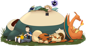 Watcher And Trainer by HiSS-Graphics