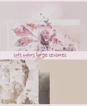 2 soft colors large textures p1 by ll-AranzA-ll