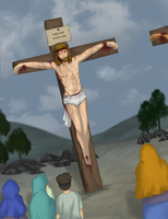 Crucified by Vanzkie