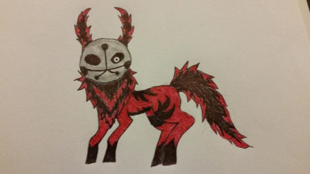 MYO Lucky Chime Contest Entry by keira97
