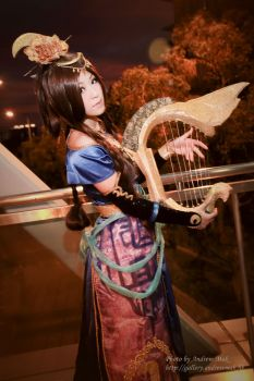 Cosplay-Dynasty Warriors 7 by PipiChu0226