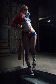 Suicide Squad - Harley Quinn by Lika-tyan