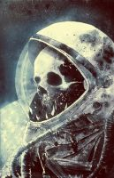 The Astronaut by Devin-Francisco