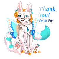 Thank you! Fav Graphic by Faebird