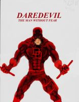 Daredevil by Panther10