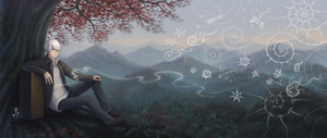 Mushishi by Linum7