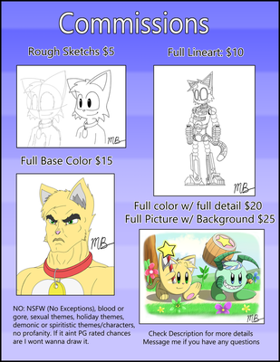 Commissions Details by megabro16