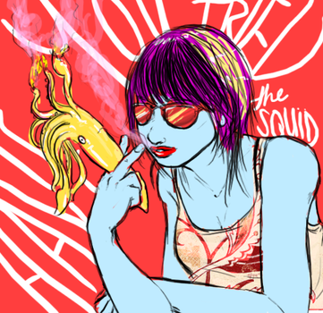Smoking Makes You Look Cool by les-ailes