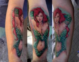 Poison Ivy by Moviemetal3