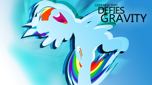 Coolness that Defies Gravity by Finaglerific