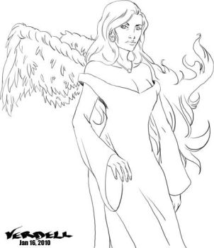 Wing Mage PSCS2 Sketch by pushav