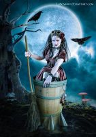 The witching hour by Lubov2001