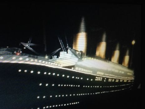 The lost drawing, TITANIC by Admiral-Kevin