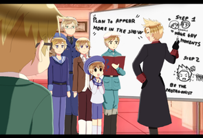 APH - A great plan by EvilCoco95