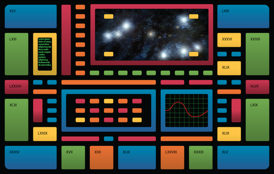 Hailer Patch Console Mockup by scuzy