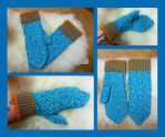 Kari's Selbu mittens by KnitLizzy