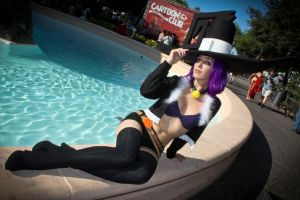 Soul Eater: Blair cosplay 4 by Adurnah