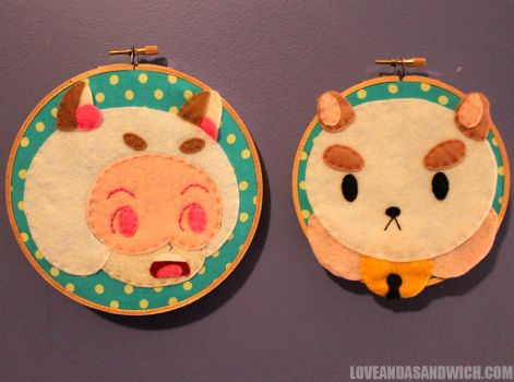 Bee and Puppycat by loveandasandwich