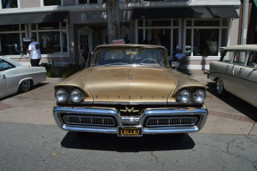 1958 Mercury Monterey Sedan II by Brooklyn47